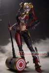 Bandai - Injustice Harley Quinn SH Figuarts Action Figure