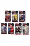 Hasbro - Avengers Marvel Legends Infinite Series 1 (Odin Series) - Set of 7