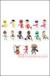 "Loyal Subjects - Mighty Morphin Power Rangers 3"" Vinyl Figures - Case of 16"