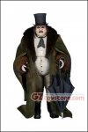 NECA -  Batman Returns Penguin 1/4 Scale Action Figure