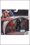 "Hasbro - Avengers Age of Ultron 3.75"" Iron Man Mark 43 & Nick Fury 2-Pack Exclusive"