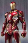 Bandai - Avengers Age of Ultron SH Figuarts - Iron Man Mark 45