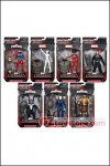 Hasbro - Spider-man Marvel Legends Infinite Series 2 (Rhino Series) - Set of 7