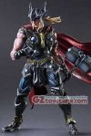 Square Enix - Marvel Comics Variant Play Arts -Kai- Thor