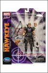 Diamond Select Toys - Marvel Select Avenging Hawkeye Exclusive