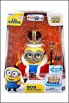 Thinkway - Minions Movie: British Invasion King Bob Action Figure (TRU Exclusive)