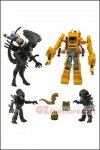 Diamond Select Toys - Queen Alien & Power Loader Deluxe Minimates - Set of 2