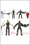 "Hasbro - Avengers Age of Ultron 3.75"" Hawkeye & Falcon 2-Pack Exclusive"