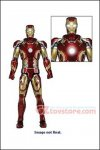 NECA - Avengers Age of Ultron: Iron Man Mark 43 1:4 Scale Action Figure