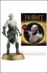 Eaglemoss - The Hobbit Fig Collector Magazines #4: Azog the Defiler