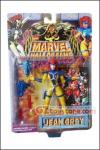 Toybiz - Marvel Hall of Fame She Force - Jean Grey (Omega Red card)