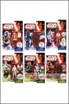 "Hasbro - Star Wars Episode 7 Jungle & Space wave 1 3.75"" - Set of 6"