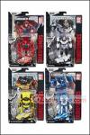 Hasbro - Transformers Generations Combiner Wars 2015 Deluxe Wave 4 - Set of 4
