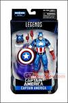 Hasbro - Captain America Marvel Legends 2016 Series 1 (Onslaught Series) - Captain America