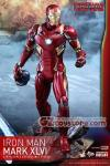 Hot Toys - Captain America Civil War - Iron Man Mark 46 1/6 Scale Figure