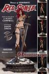 Dynamite Entertainment - Women of Dynamite - Red Sonja Statue