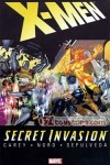 Graphic Novel - X-Men Secret Invasion