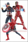 Hasbro - Captain America Civil War Marvel Legends Spider-Man Captain America Iron Man 3-Pack