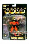 Toybiz - Marvel's Gold - Captain Marvel