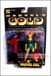 Toybiz - Marvel's Gold - Marvel Girl