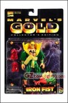 Toybiz - Marvel's Gold - Iron Fist