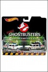 Hot Wheels - Ghostbusters Ecto-1 and Ecto-1A 2-Pack