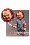 "Mezco - Child's Play Mega Scale 15"" Talking Sneering Chucky"