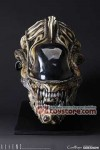 CoolProps - Alien Warrior Life Size Head Prop Replica