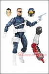 Hasbro - Captain America Marvel Legends Series - Nick Fury