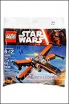 LEGO - Star Wars Poly Bag 30278 Poe's X-Wing Fighter