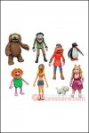 Diamond Select Toys - The Muppets Select Series 3 - Set of 3