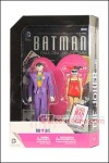 DC Collectibles - Batman Animated Series: The Joker & Harley Quinn Mad Love Book & Figure 2-Pack