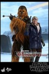 Hot Toys - Star Wars The Force Awakens - Han Solo and Chewbacca 1/6 Scale Figure Set