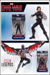 Hasbro - Marvel Legends Captain America Civil War - Falcon and Winter Soldier Exclusive - Set of 2