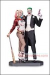 DC Collectibles - Suicide Squad Movie - Joker and Harley Quinn 12-Inch Statue