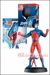 Eaglemoss - DC Superhero Best of Figurine with Collector Magazine #24: The Atom