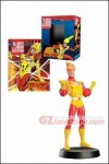 Eaglemoss - DC Superhero Best of Figurine with Collector Magazine #25: Firestorm