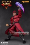 Storm Collectibles - Street Fighter V - M. Bison 1/12 Scale Action Figure