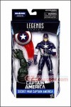 Hasbro - Captain America Marvel Legends 2016 (Abomination Series) - Secret War Captain America