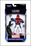 Hasbro - Captain America Marvel Legends 2016 Series 3 (Abomination Series) - Captain Britain