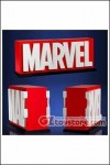 Gentle Giant - Marvel Logo Bookends