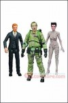 Diamond Select Toys - Ghostbuster Select Series 4 - Set of 3