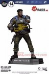 McFarlane - Gears of War 4 - Del Walker 7inch