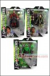 Diamond Select Toys - Ghostbusters Select Series 3 - Set of 3