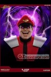 Pop Culture Shock - Street Fighter M.Bison Life-Size Bust - PCS 'Psycho Power' Exclusive