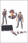 Hiya Toys - Aliens Colonial Marines - Hudson 1/18 Scale Action Figure