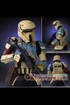 Gentle Giant - Star Wars Rogue One - Scarif Stormtrooper Yellow Mini Bust