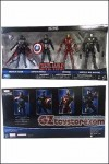 Hasbro - Marvel Legends Captain America Civil War 4-Pack (Disney Store Exclusive)