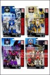 Hasbro - Transformers Generations Titans Return Deluxe Wave 2 - Set of 4