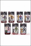 Hasbro - Spider-man Marvel Legends 2016 Series 3 (Sandman Series) - Set of 7